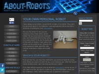 About-robots.com - Your Own Personal Robot