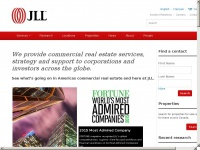 Jll.ca - JLL | Global commercial real estate services | Investment management