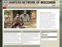 Huntersnetwork.org - Hunters' Network of Wisconsin - Helping Keep Wisconsin's Hunting Heritage Alive -