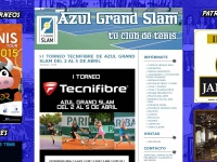 Azul Grand Slam | Club de tenis