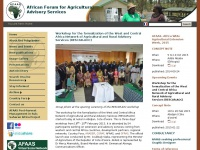 Afaas-africa.org - African Forum for Agricultural Advisory Services | Knowledge & Novelty for Africa's Livelihoods