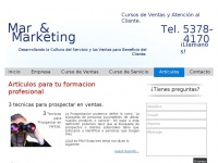 Marmarketing.com.mx - Marmarketing