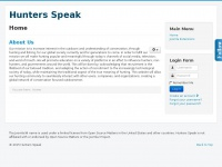huntersspeak.com