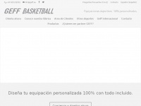 Geff Basketball - geffbasketball.eu