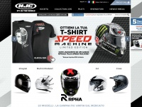 Hjc-helmets.it - HJC Europe /Caschi da moto - Accessori moto - Moto