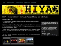 Hiya.org.uk - HIYA | Hemel Initiative for Youth Action