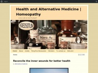 Health and Alternative Medicine   Homeopathy   Live Life to its Fullest!