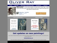 Oliverray.ca - Canadian Artist, Oliver Ray | Oliver Ray | Prince George, BC | Canadian Painter