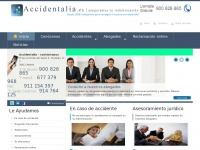 Indemnizaciones por accidente de tráfico. Abogados Accidentalia.es