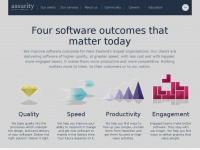 Assurity.co.nz - Digital Transformation, Agile, Business Analysis, Software Testing, DevOps, Tools & Software Education | Assurity Consulting, NZ