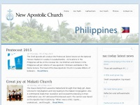 The New Apostolic Church Philippines. Official Website – Nac-Philippines.org