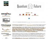 Quantumfuture.net - Welcome to Quantum Future