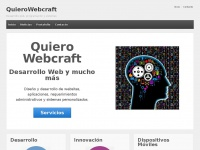quierowebcraft.com.ve