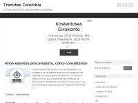 tramitescolombia.org