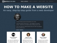 Websitesetup.org - How to Make a Website - Step-by-Step Guide for Beginners