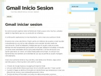 gmailiniciosesion.wordpress.com