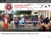 Sausd.us - Santa Ana Unified School District / Overview