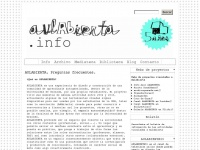 AULABIERTA – Community and Self learning general Blog