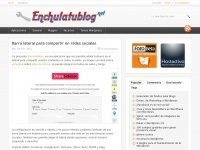 Enchulatublog | Todo para tú Blog en WordPress y Blogger