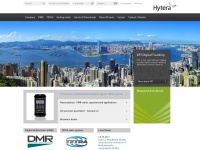 Radios and Radio Systems | Hytera Mobilfunk GmbH