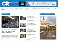 Constructionreviewonline.com - Africa Construction and Building News on Projects, Tenders, Products Magazine