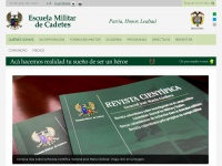 Esmic.edu.co - Escuela Militar de Cadetes