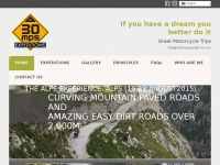 30mpsexpeditions.com - 30MPS Expeditions | Great Motorcycle Trips