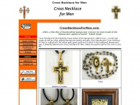 Crossnecklaceformen.com - Cross Necklace for Men