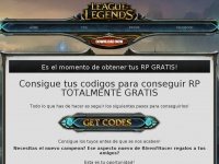 Rpgratis.eu - Free League of Legends Riot Points Codes!