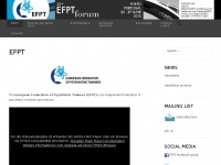 Efpt.eu - European Federation of Psychiatric Trainees – Shaping the future of psychiatry