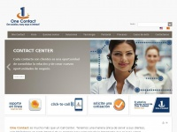 One Contact | Total Communication Solutions