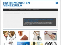 matrimoniorequisitos.com.ve