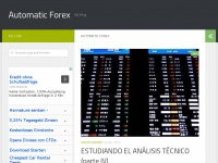 Automatic-forex.info - Automatic Forex - My Blog