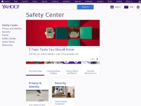 Yahoo Safety - Home