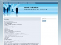 Worksolution.com.uy - WorkSolution: Home