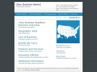 Business profile for chemychemy.com provided by Network Solutions