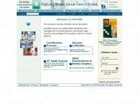Eusoma.org - EUSOMA - European Society of Breast Cancer Specialists - Improving Breast  Cancer Care in Europe