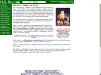 Hsbourne.co.uk - Cheshire  Cheese Producer & Supplier - H S Bourne - Traditional farmhouse 