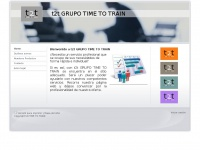 T2t.com.es - t2t TIME TO TRAIN - Home