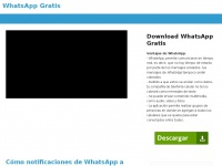 Whatsapp-gratis.net - WhatsApp Gratis - Download WhatsApp Gratis
