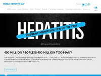 Worldhepatitisday.org - World Hepatitis Day