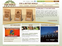 Fairworldproject.org - Fair World Project : Keeping Fair Trade Real