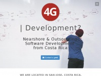 4geeks.info - 4Geeks: Software Nearshore Outsourcing. Cloud & Mobile Development Company.