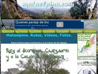 Para conocer Mataelpino, sus rutas, videos y fotos.