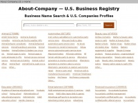 Companies of United States - about-company-us.com