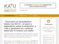 quantitativevalue.es