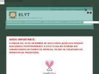 Elyt.es - ELYT: entrelazosytelas - Nails, nailart, stamping plates and more...