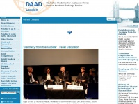 Daad.org.uk - DAAD Branch Office in London | Website of the DAAD Branch Office in London