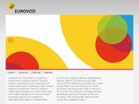 Eurovod.org - EUROVOD - Network of European Independent VoD Platforms