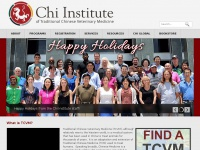 Tcvm.com - Chi Institute - Traditional Chinese Veterinary Medicine